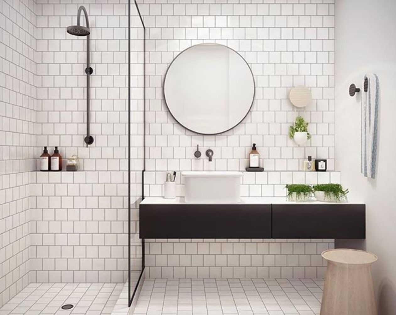 Pin by Sam Mangone on Future home   Pinterest   Interiors, Bathroom ...