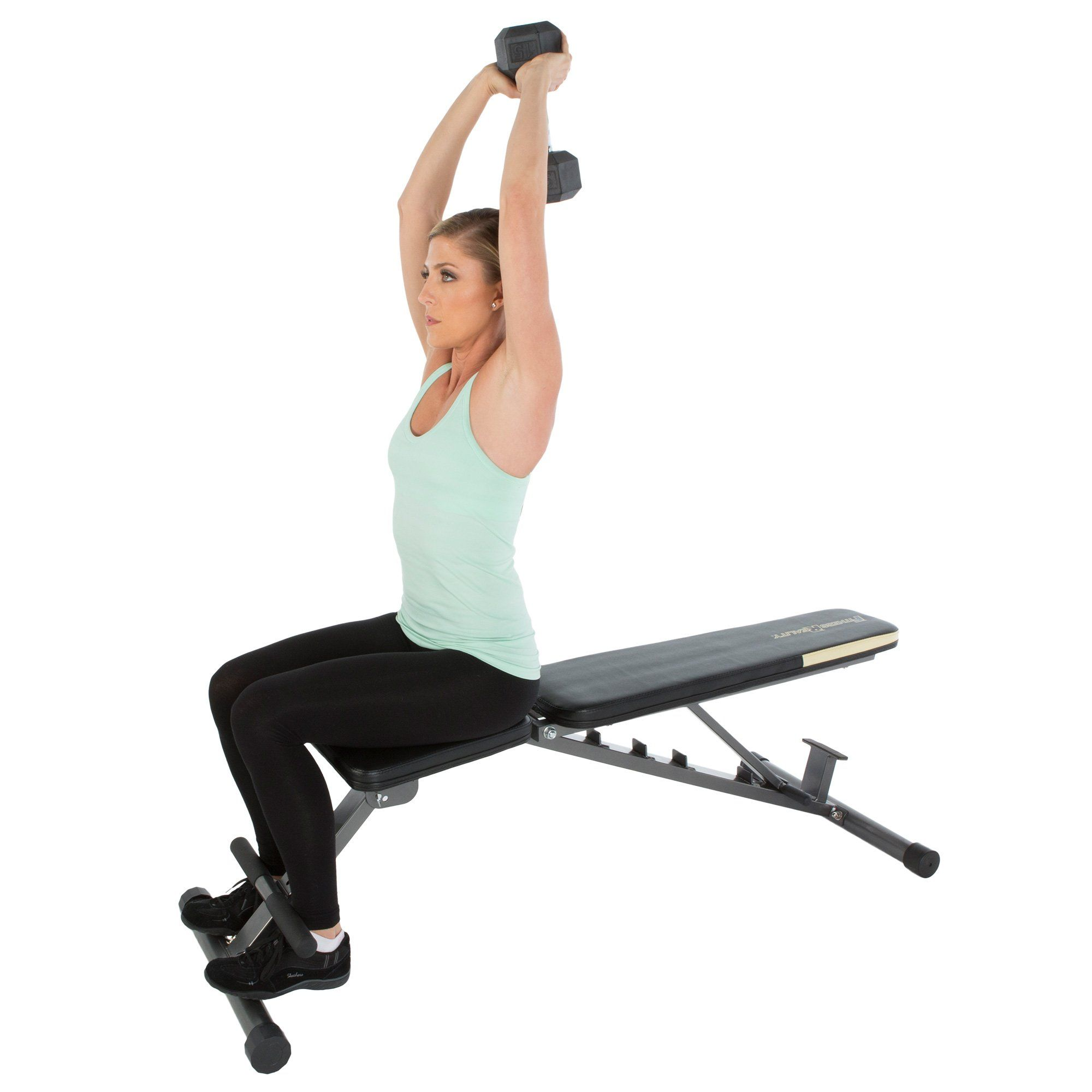 Fitness Reality 1000 Super Max Adjustable Weight Bench 800 Lbs Details Could Be Located Weight Benches Resistance Training Workouts Adjustable Weight Bench