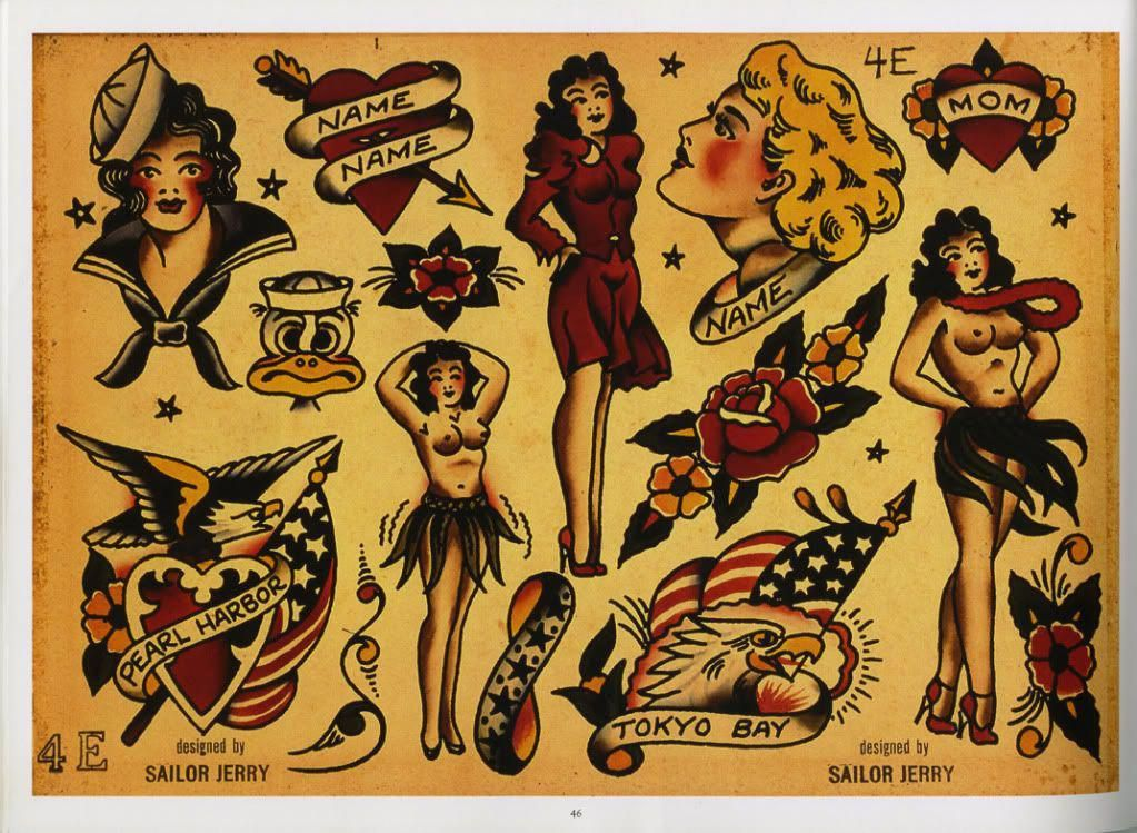 sailor jerry Limited Out of Print Book Sailor Jerry