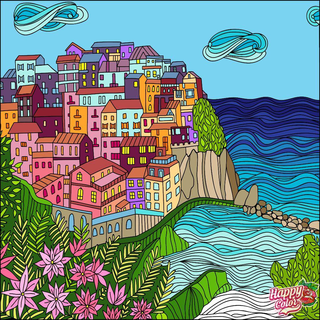 Пин от пользователя Janice Tangen на доске Happy Color App ...