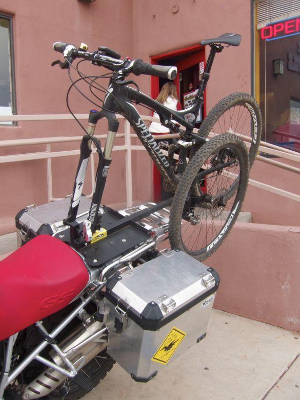Rear Rack Bike Carrier Bike Bmw Cafe Racer Bike Rack