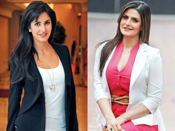 Zarine Khan Blames Katrina Kaif For Her Failed Career Entertainment Hottest Celebrities Celebrity Photos Zarine Khan