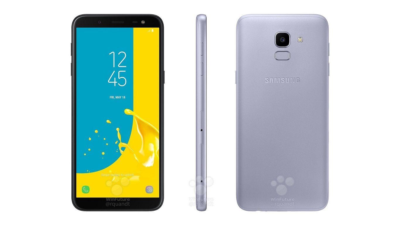 Samsung Galaxy J6 High Res Press Renders Specs Leak Samsung Galaxy Samsung Iphone Price