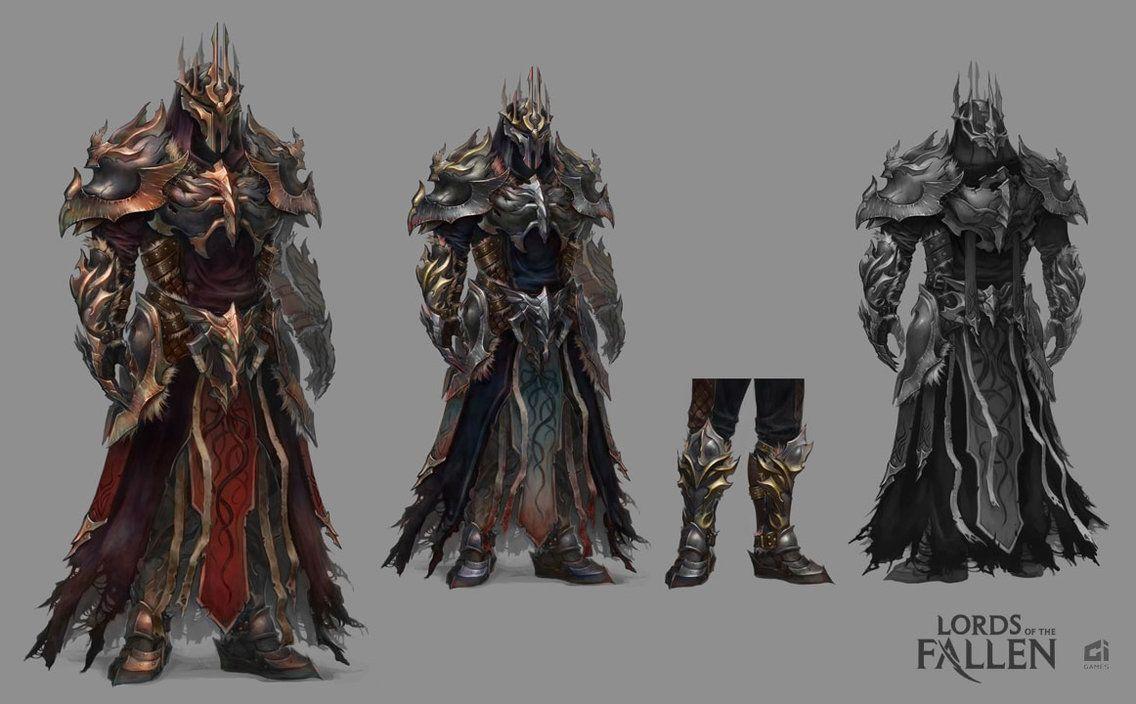 LOTF demonic cleric by len-yan on deviantART
