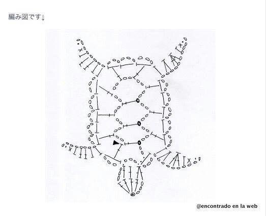 Crochet Sea Turtle Diagram Diy Wiring Diagrams