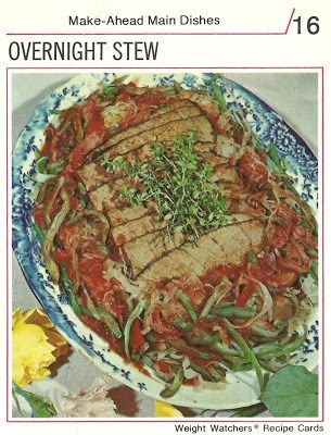 Overnight stew weight watchers recipe cards 1974 did we overnight stew weight watchers recipe cards 1974 forumfinder Gallery