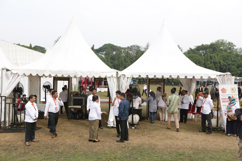 Amira Tent perusahaan yang bergerak di bidang jasa sewa