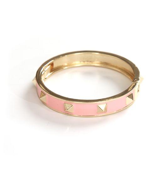 kismet hinged studded bracelet @BootleggerJeans