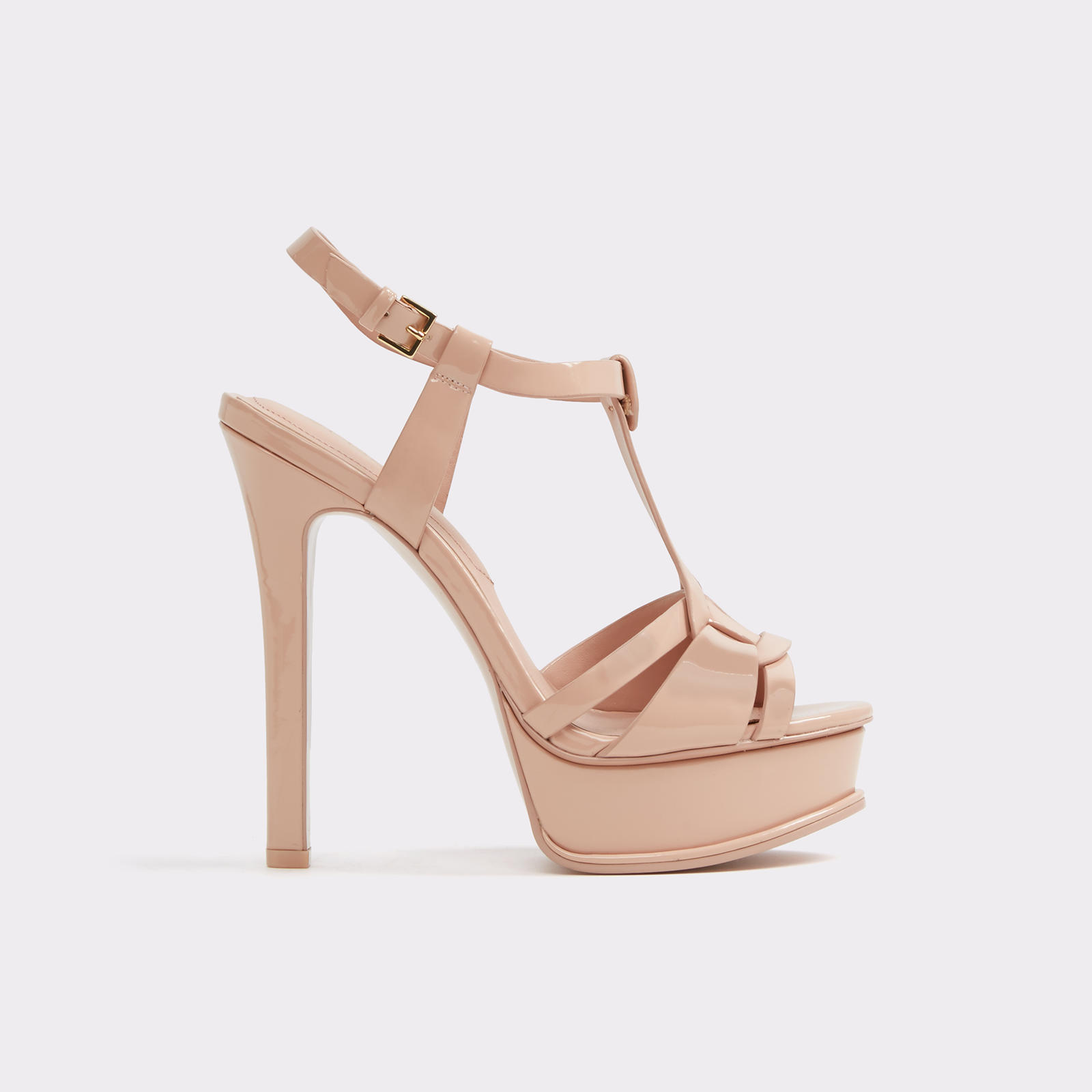 fcbf7ad194d8 Chelly Light Pink Women s Platform sandals