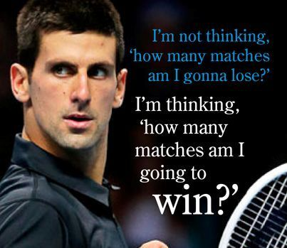 Novak Djokovic Quotes Sayings Images Motivational Inspirational Lines Djokovic Quotes On Life Love Tennis Wi Tennis Quotes Tennis Player Quote Sport Quotes
