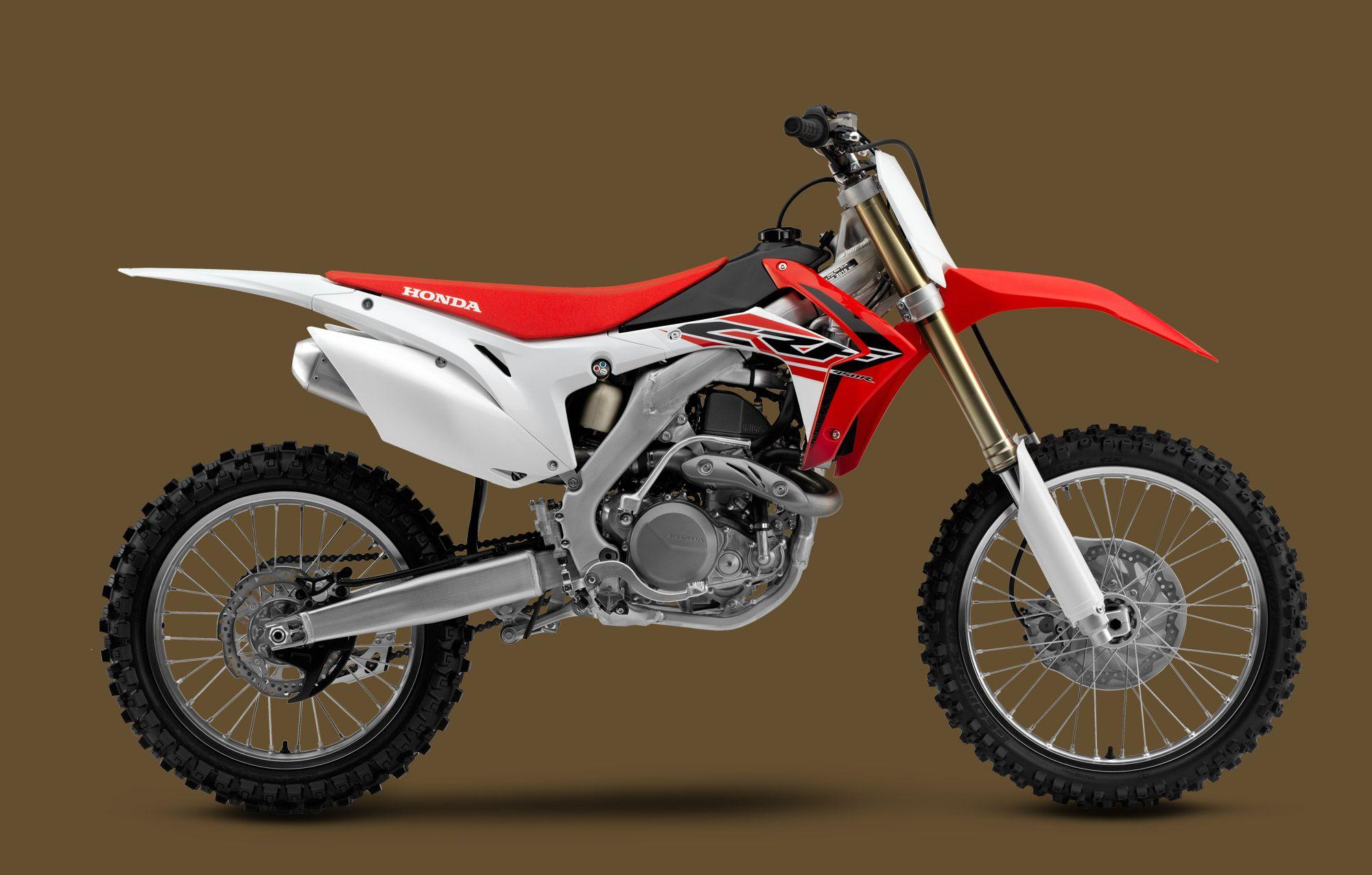 2020 Honda Crf250 Dirt Bike Magazine Motori