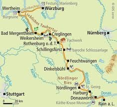 Germany Cycle Tour Duitsland Reizen Fietsen