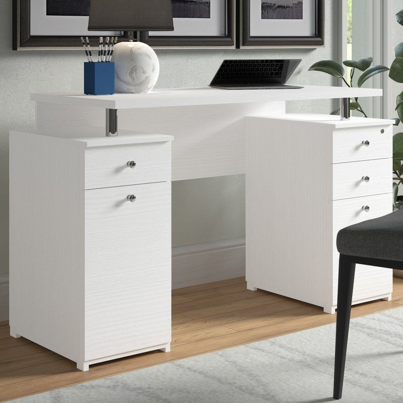 Latitude Run Santoro Writing Desk & Reviews