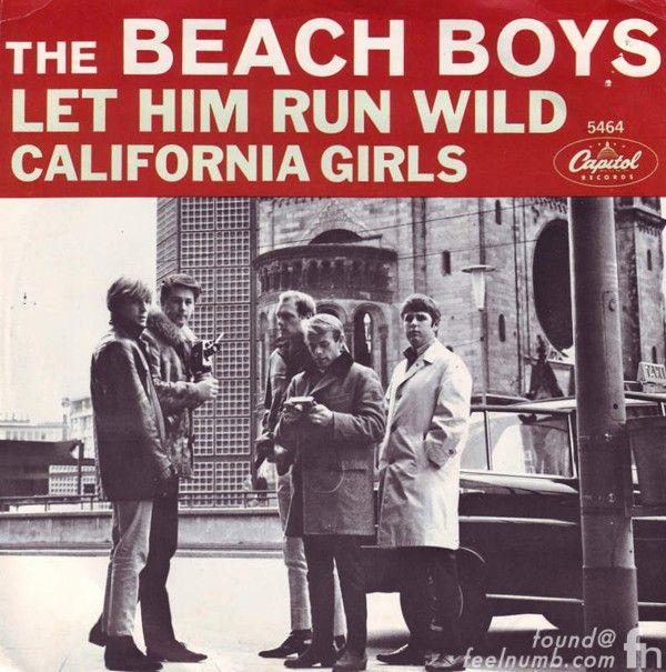 The Beach Boys The Beach Boys Songs Music Album Covers