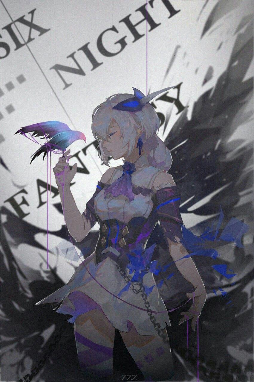 Kallen Kaslana Anime Cool Anime Pictures Anime Art