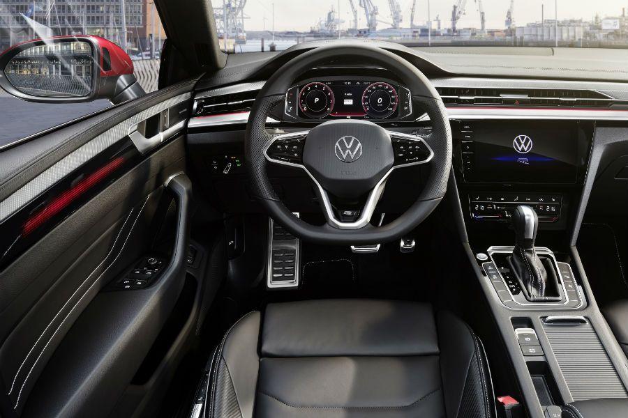 What S New In The 2021 Volkswagen Arteon In 2020 Volkswagen Shooting Brake Volkswagen Cc