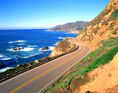 west coast line road trip from san francisco to los angeles to