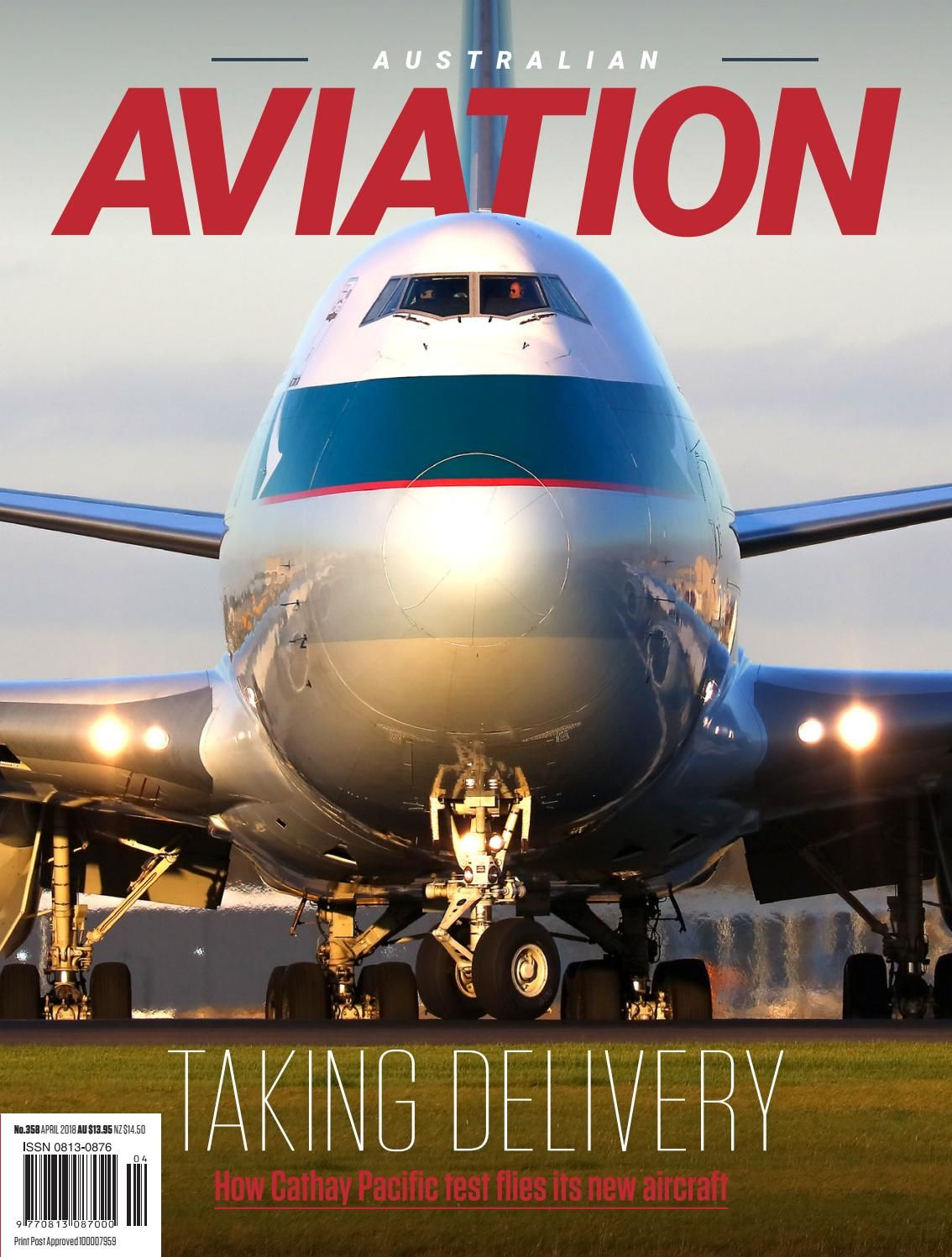 classic style get online latest design Australian Aviation April 2018 | Aviation, New aircraft, Cathay ...