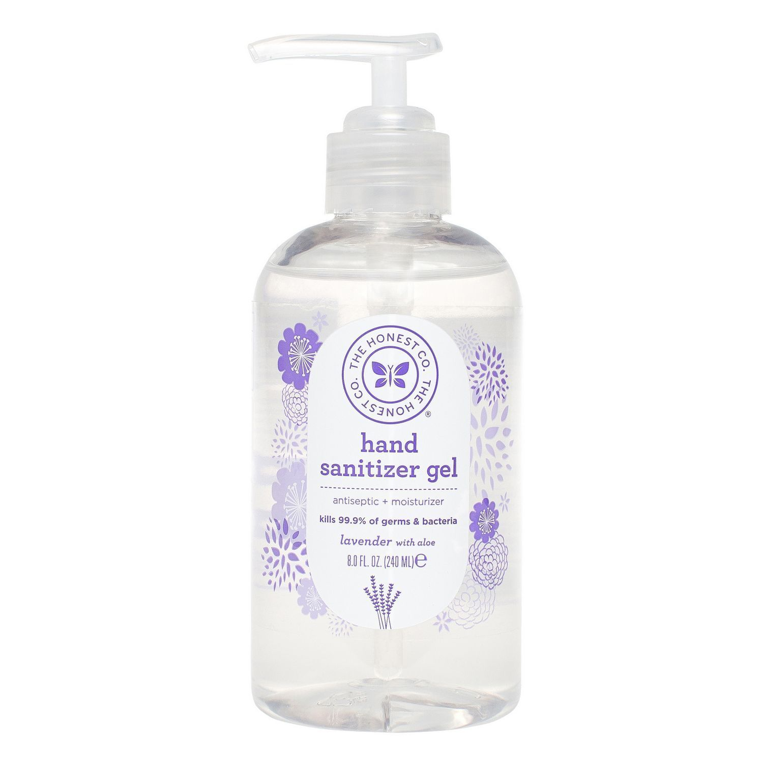 The Honest Company Honest Hand Sanitizer 8oz Lavender Hand