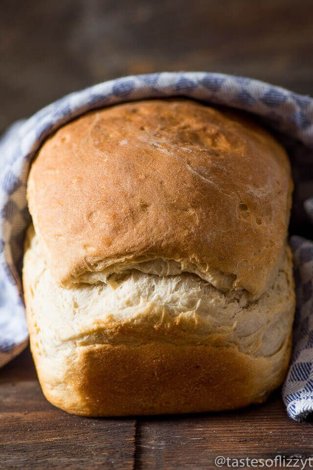 My Grandma S Easy Country White Bread Recipe This Is A