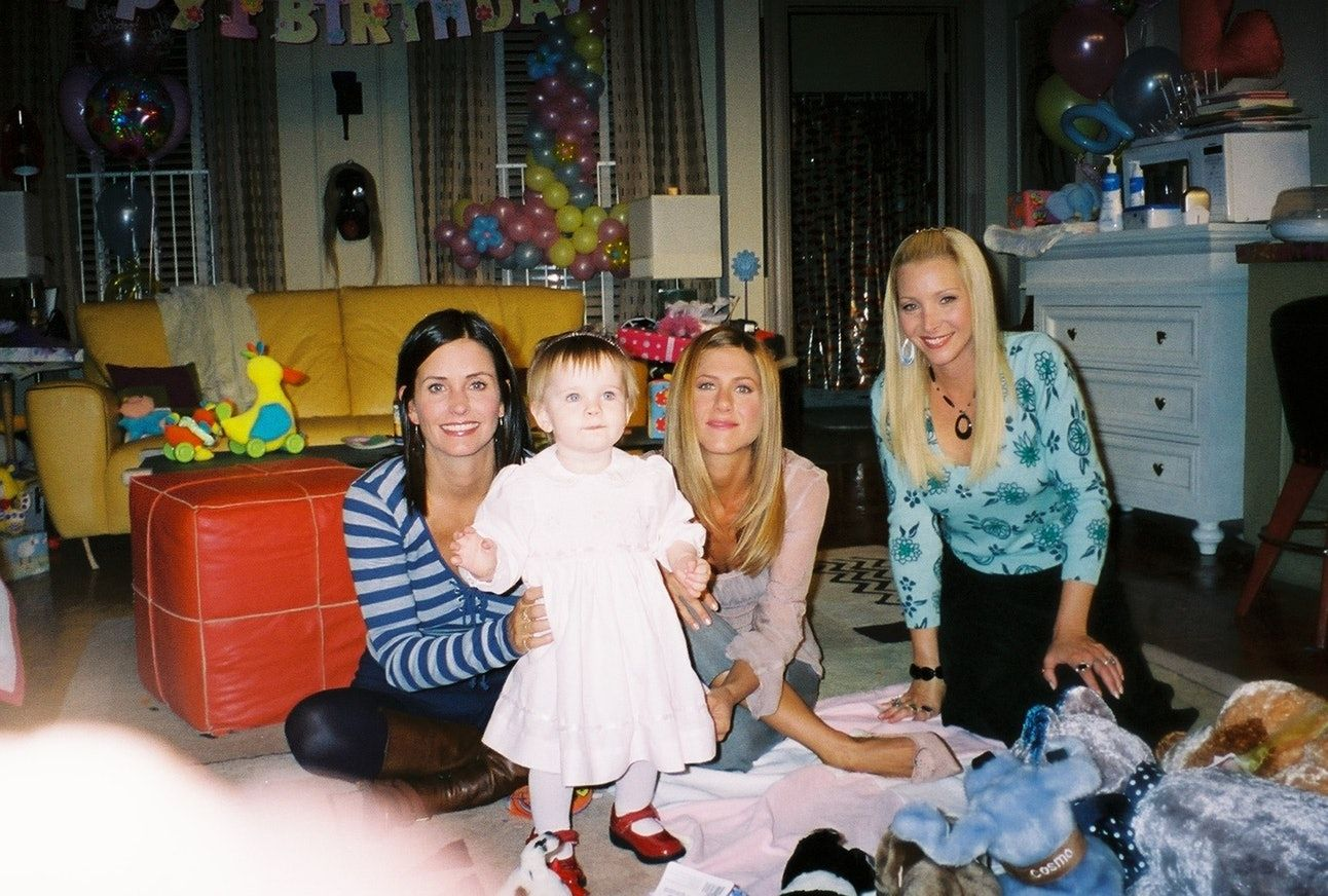 The Girls Who Played 'Friends' Baby Emma Open Up