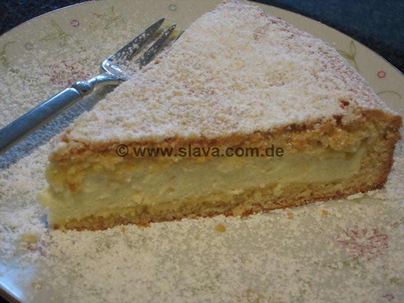 """Kaesekuchen Nr.2 « kochen & backen leicht gemacht mit Schritt für Schritt Bilder und """"schmeckt-lecker-geling-Garantie"""" von & mit Slava"""