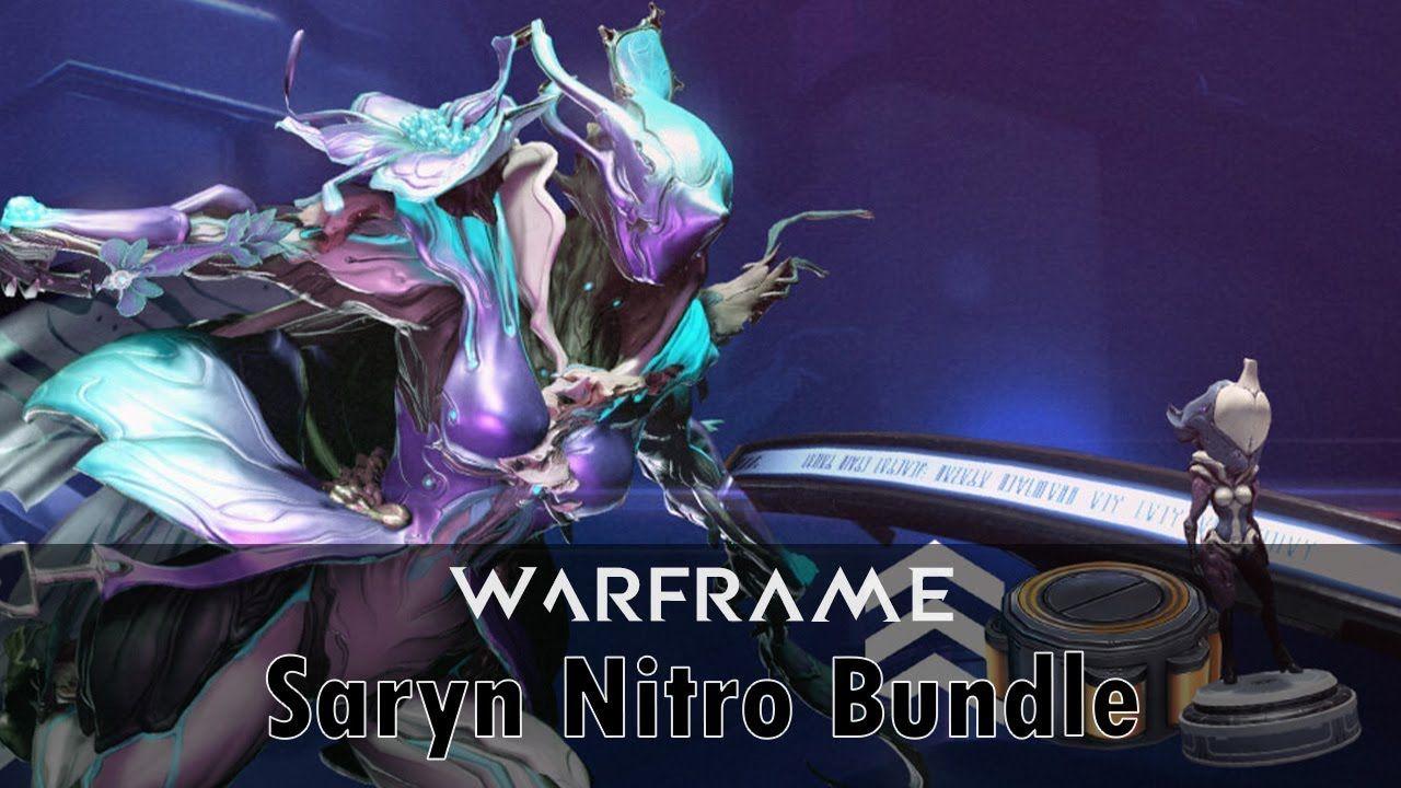 Saryn Discord Bundle (Free Discord Nitro Bundle) | Warframe Madness