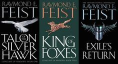 raymond feist books complete set - Google Search