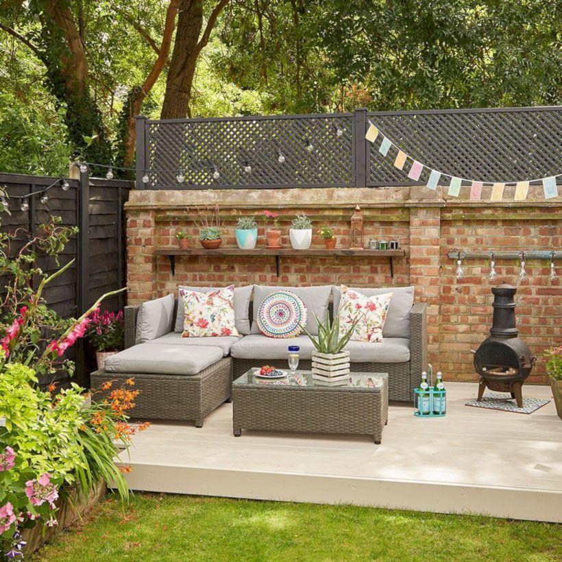 49 Home Garden Design Ideas That Make You Cozy And Outdoor Homegardendesign Ideasthatmakeyoucozy