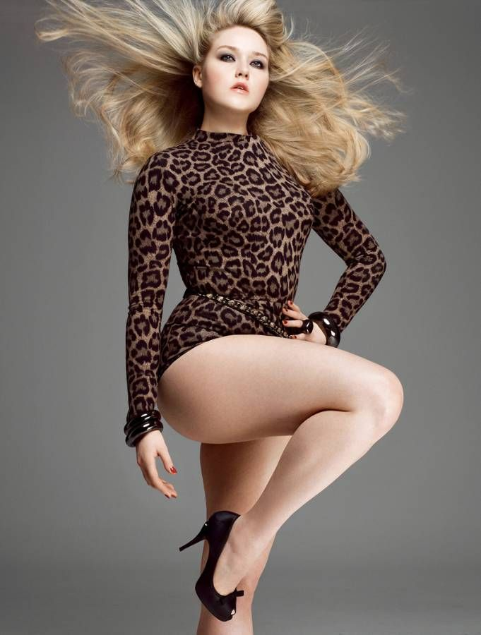 V Magazine Issue 63 Plus Size Pictures 1