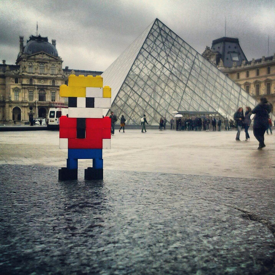 Lego Paris Bricks Httpwwwmatroszakpl Httpwwwfacebook
