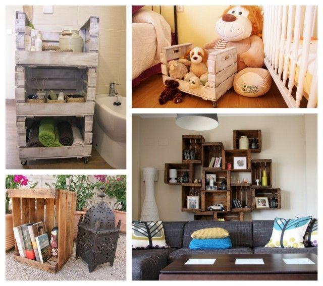 Tienda online de muebles con materiales reciclados - Reciclar muebles viejos ...