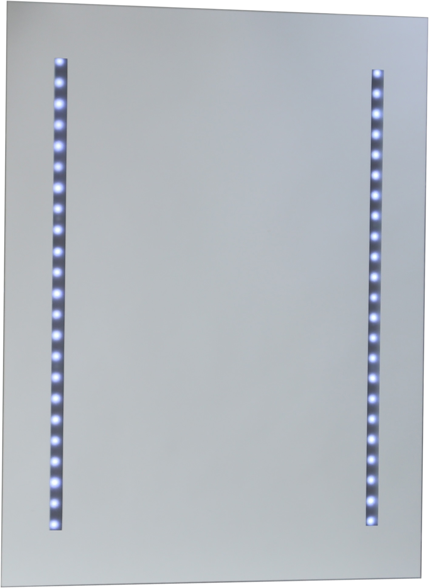 Ceramica Mirror with Battery Powered LED Lights at best online ...
