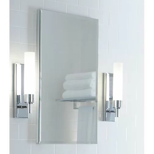 R3 Series Recessed Or Surface Mount Frameless Medicine Cabinet