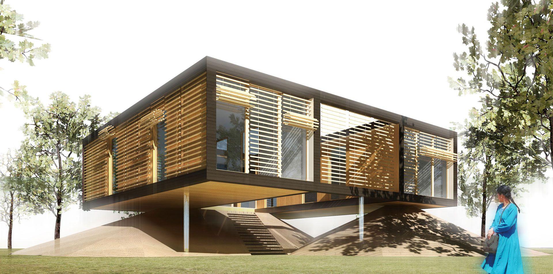 Modern Portable Homes olgaa prefab home 8 fabulous prefabs: 13 luxury portable abodes