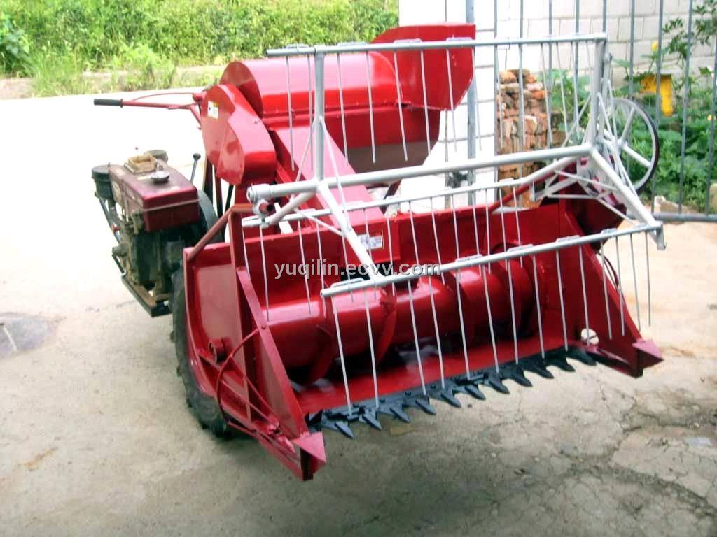 Mini Rice Combine Harvester - China Mini Harvester;Mini Combine Harvester;Rice Combine Harvester, YQL