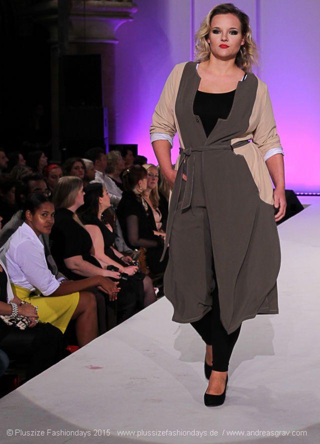 Plus Size Fashion Days 2015: Auf diesem Laufsteg feiern Frauen ihre ...