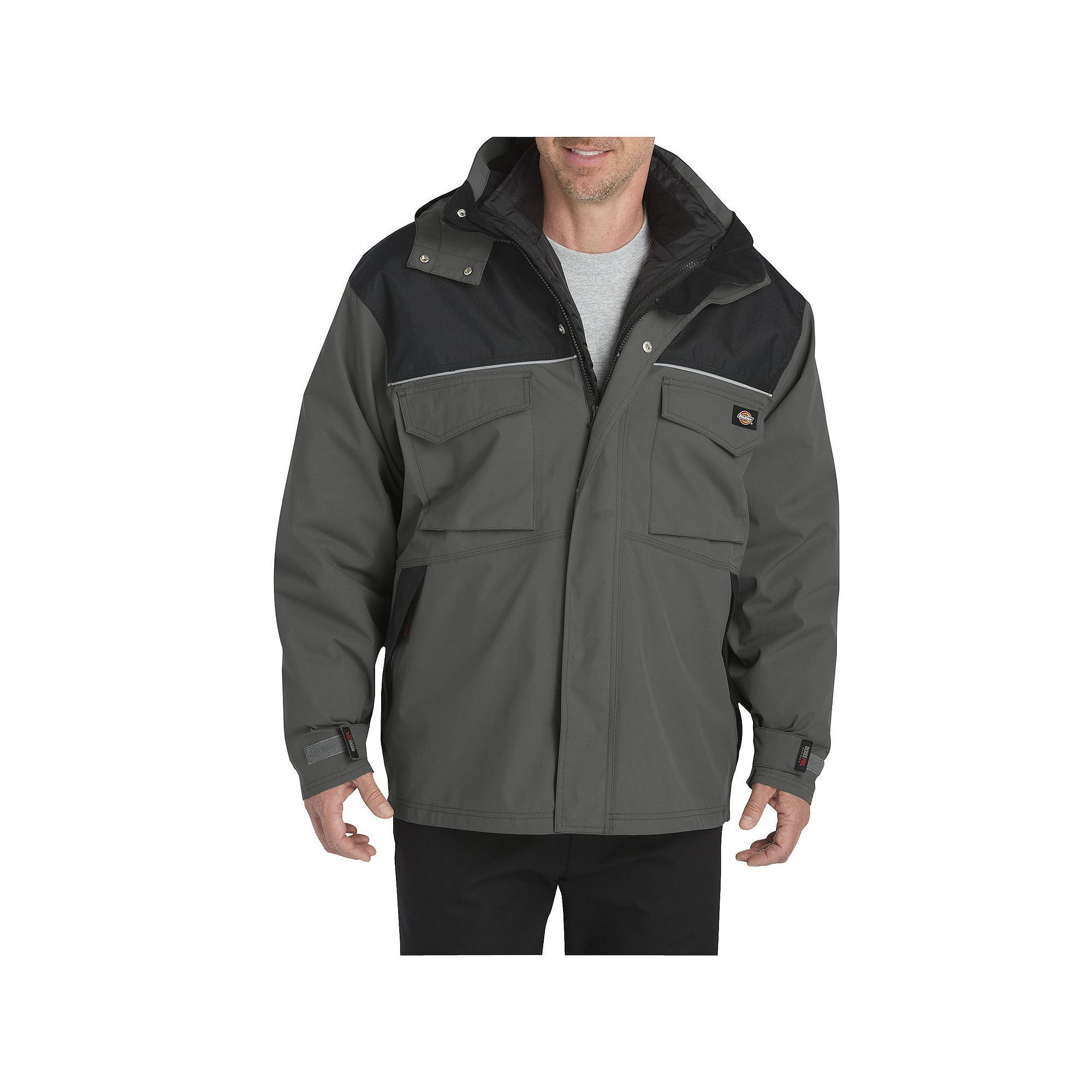 7d8b3ba7629d0 Dickies Men's Jasper Extreme Hooded Jacket | Products | Hooded ...