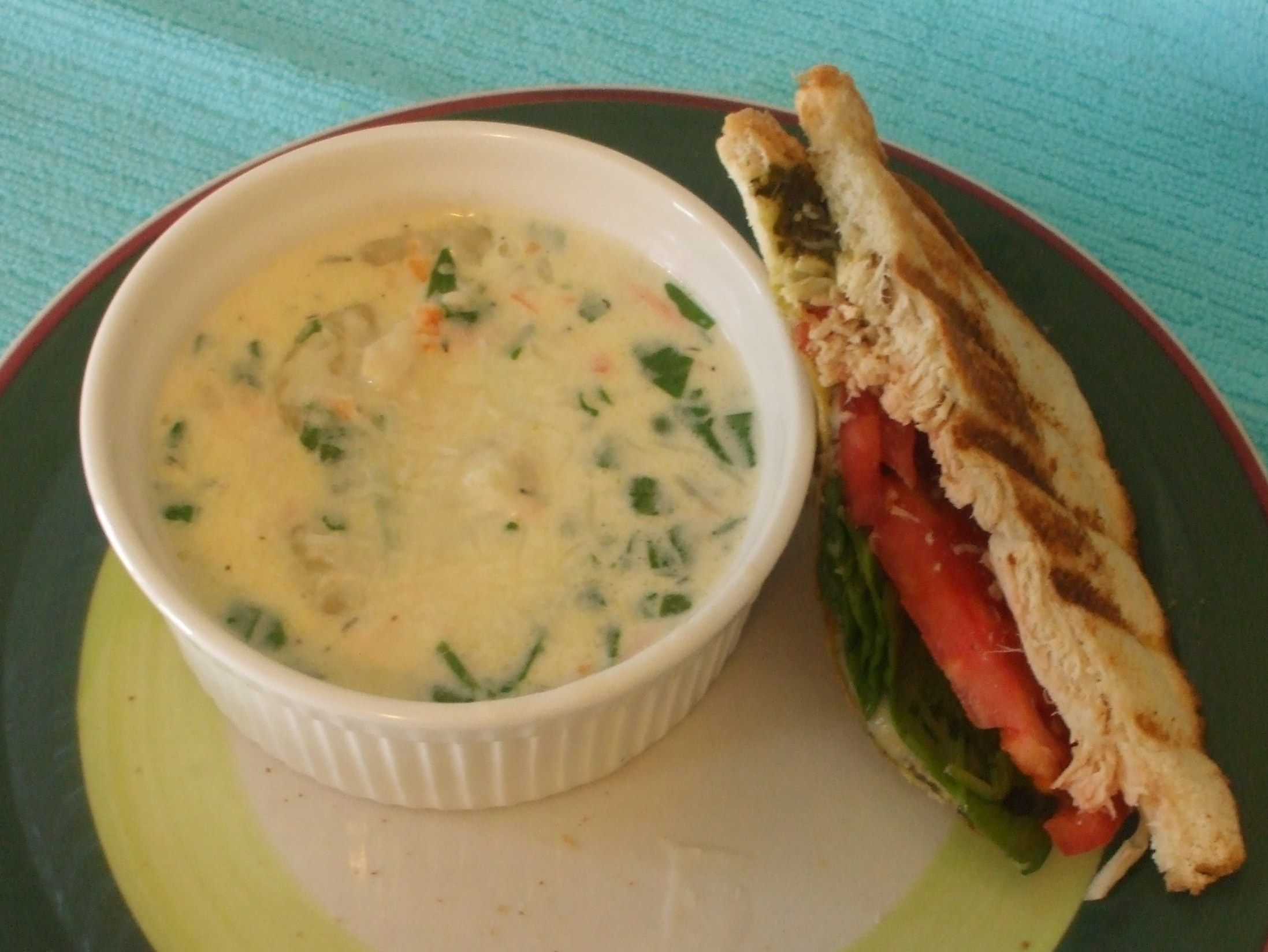 Homemade Olive Garden Chicken Gnoche Soup @Jeanine DeOre DeOre DeOre ...