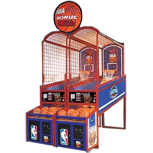 Najarian Nba Youth Bedroom In A Box: NBA Hoops Arcade Basketball Game Innovative Concepts Http