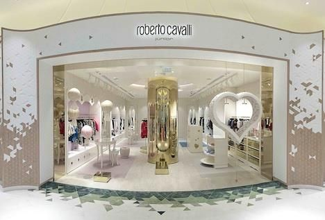 aec9f0765c Roberto Cavalli Junior launched a new store in Abu Dhabi ...