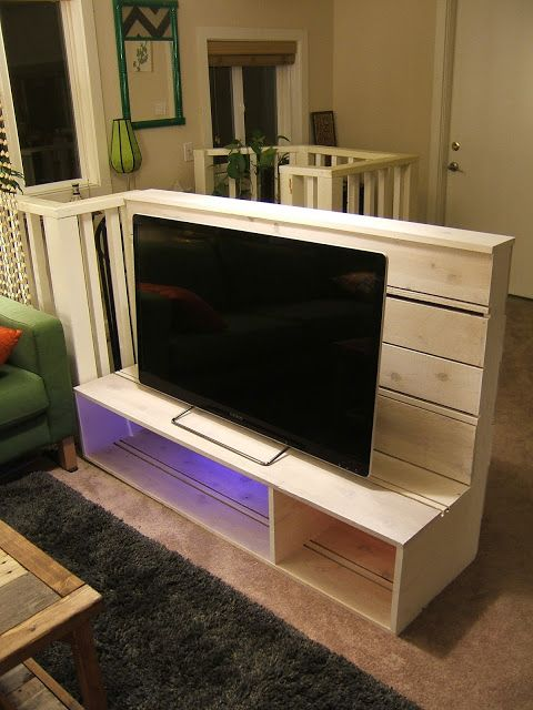 Image Result For Tv Stand With Back Lizmo In 2019 Build