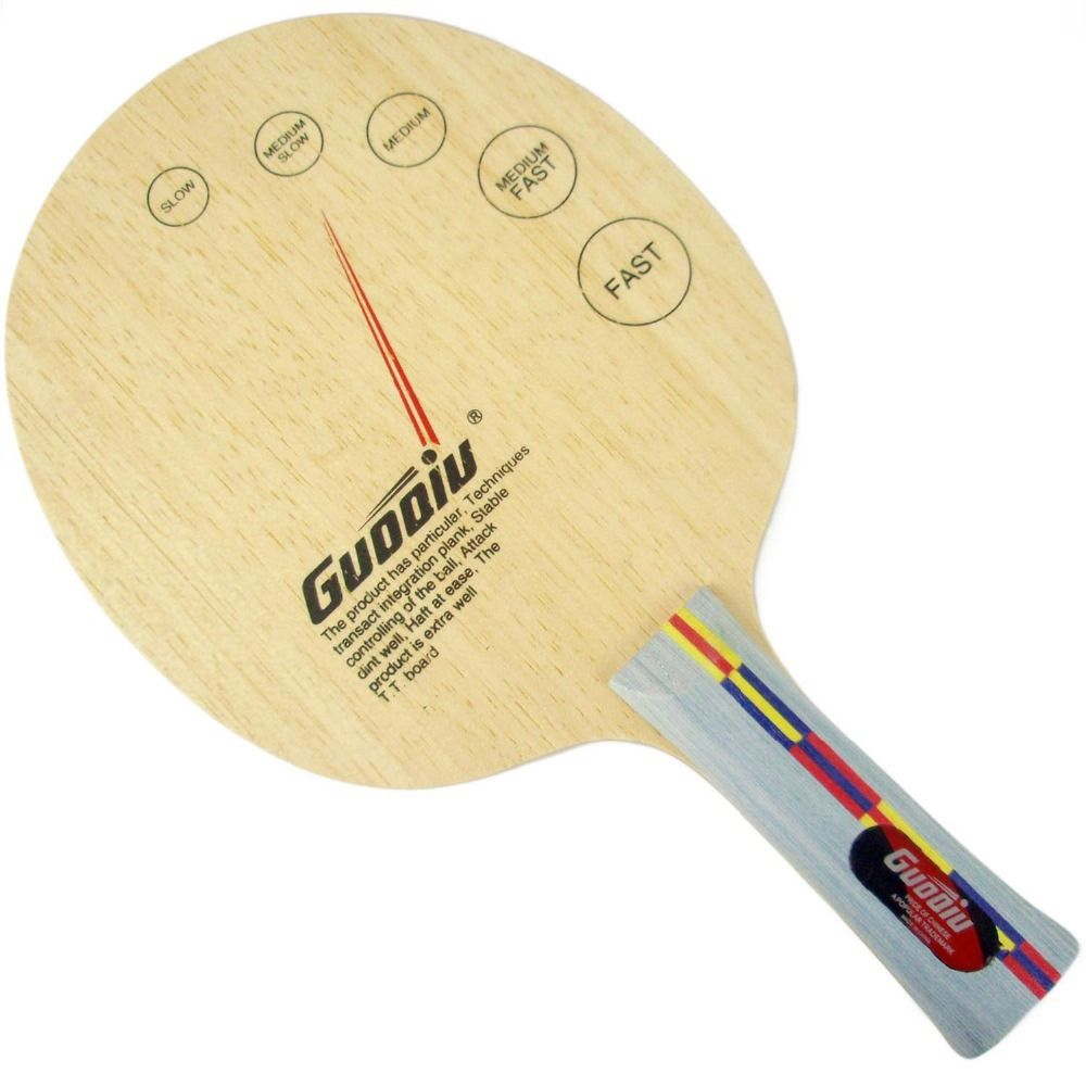 Guo Qiu W 02 W 02 W02 Table Tennis Pingpong Blade 2015 Factory At A Loss Direct Selling Genuine Table Tennis Racquet Sports Tennis