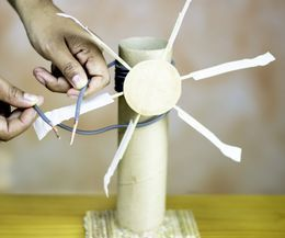 How To Make A Windmill For A School Project Steam Classroom