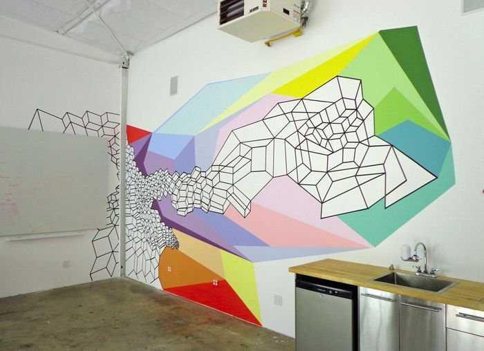 office mural - Google Search