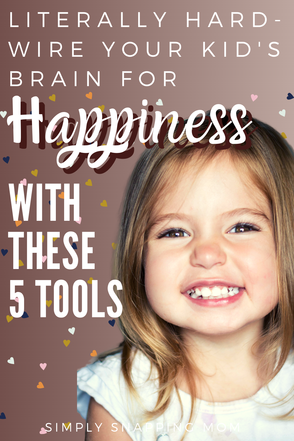 Photo of Raise happy kids who's brains are literally wired for happiness pathways by doin…