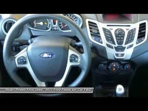 2011 ford fiesta manual transmission