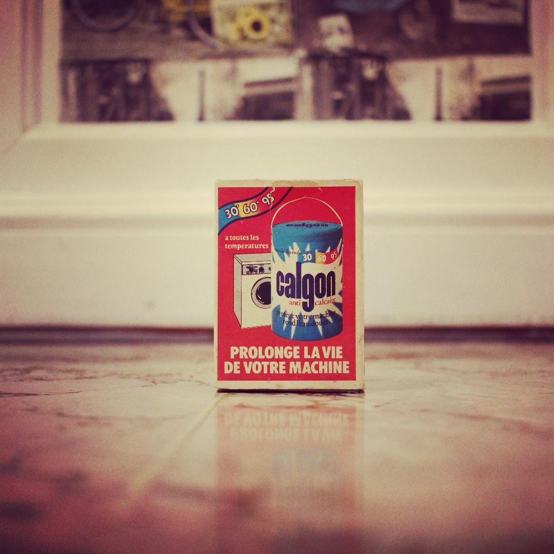 Vintage Calgon matches Piccolaketi