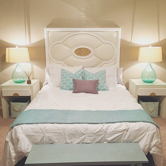 cool bedrooms for clean and simple design inspiration   Tranquil bedroom inspiration to push us through the rest ...