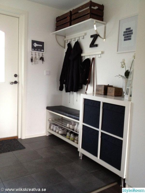 ikea,klinkers,skohylla,ljuslykta,lådor jobb Pinterest Lådor, Ikea och Inredning